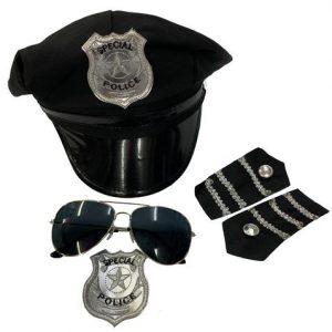 Cop dress up kit