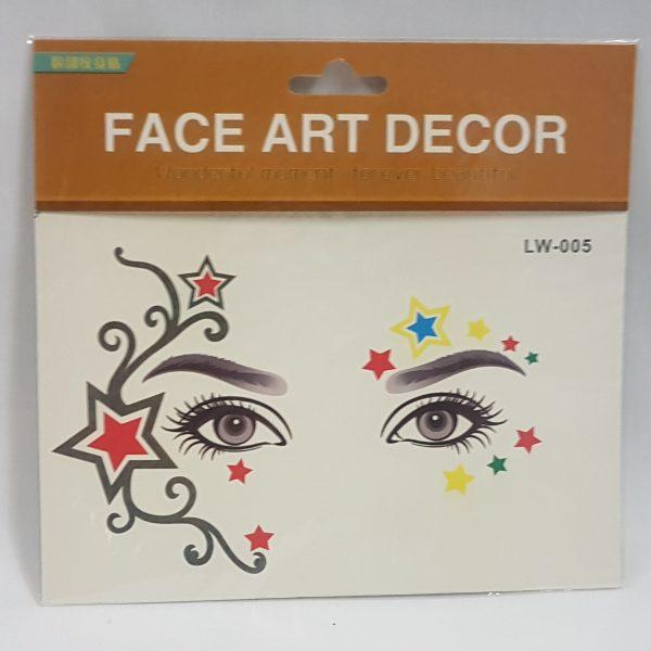 Dace art decor - stars