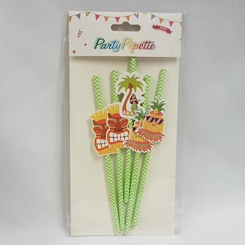 Hawaiian straws