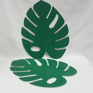 Tropical leaf boards