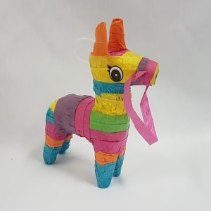 Mini Mexican pinata