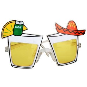 Novelty Mexican glasses