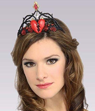 Queen of broken hearts crown