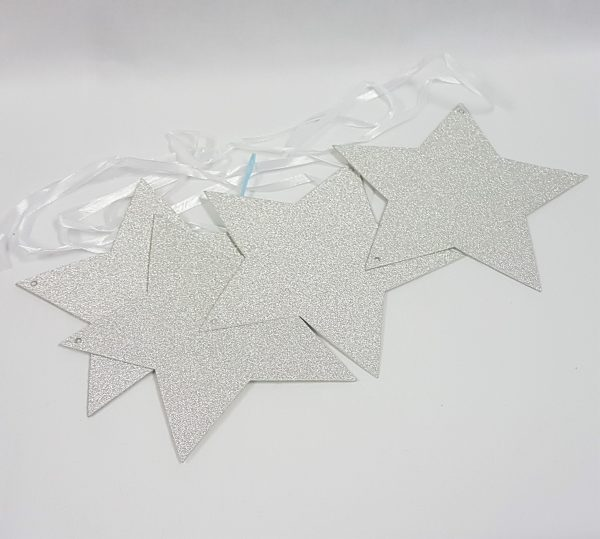 Silver star lgarland