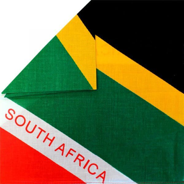 South African bandanna