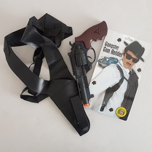 Shoulder gun & holster