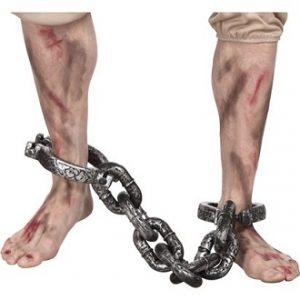 JUmbo ankles shackles
