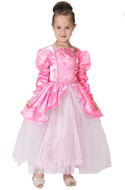 Pink Princess costume child