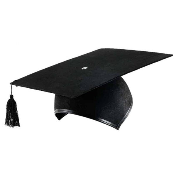 Graduation mortar board hat