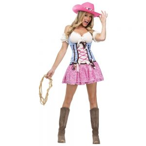 Rodeo Sweetie cowgirl costumes