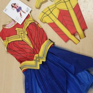 Woderwoman costume