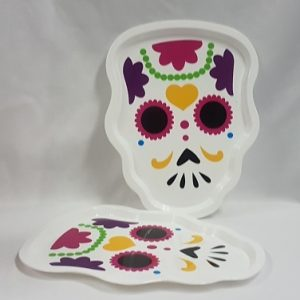 Day of the Dead tray