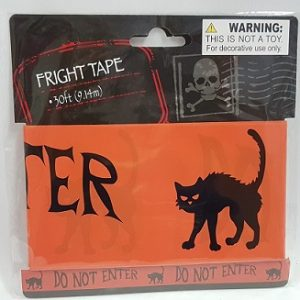 Do not enter party tape