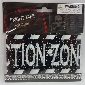 Infection Zone party tape