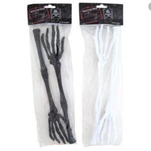 Skeleton arm & hand tongs