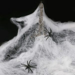 STretchable spider webbing