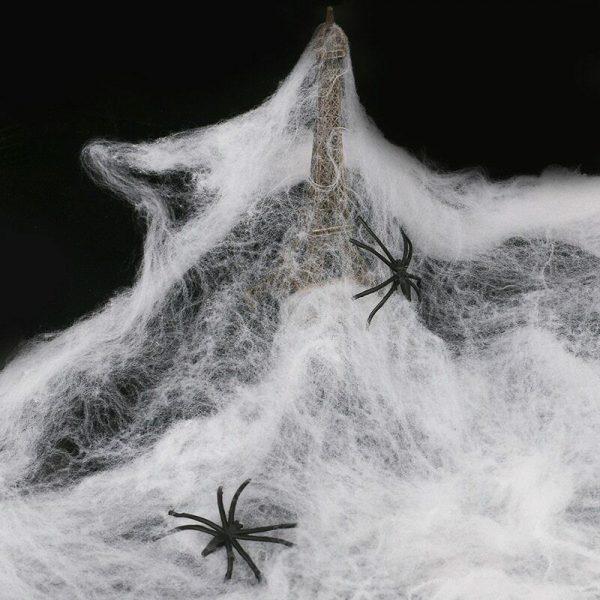 STretchable spider webbing