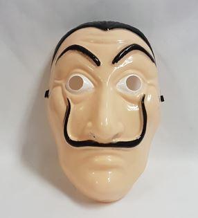Money heist mask