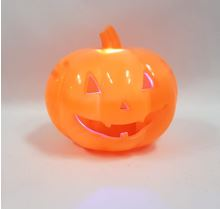 Small light up pumpkin