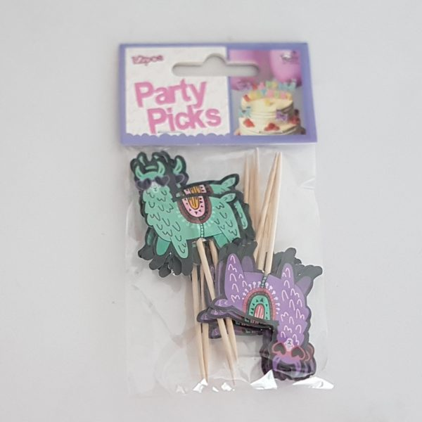 Llama party picks