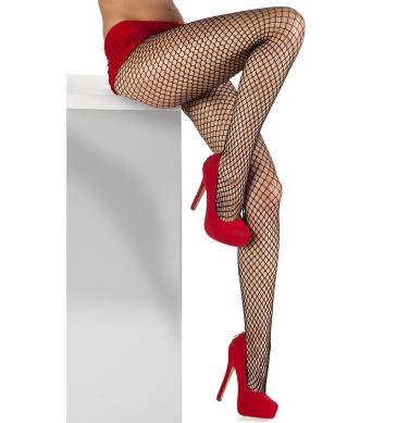 Full fishnet stockings