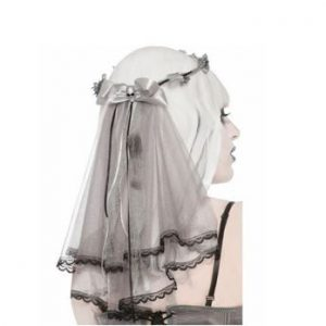 Ghostly spirits veil