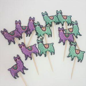 Llama party picks