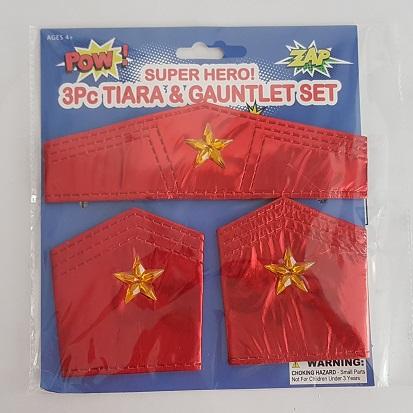 Superhero kit - red
