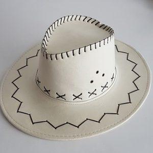 Cowboy stetson cream