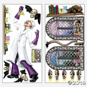 Design a room Mad scientist decor