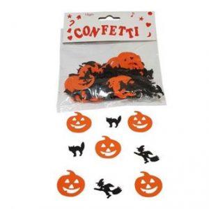 Halloween trio confetti