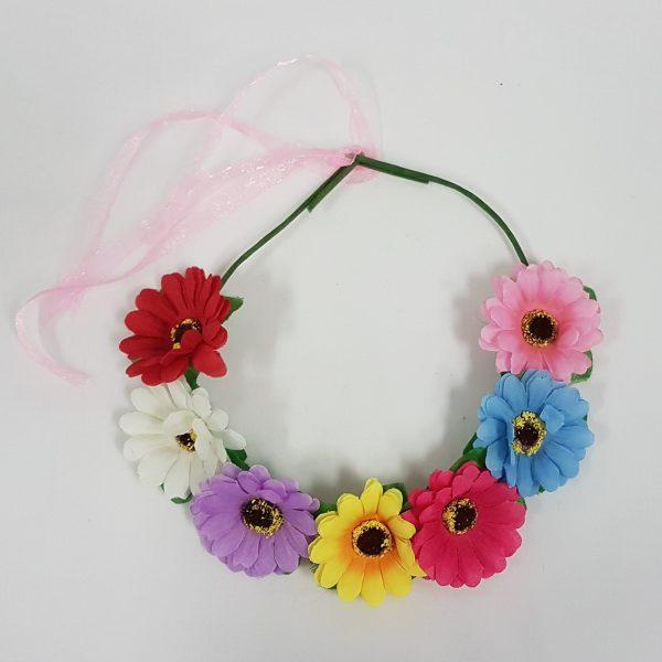 Fairy flower headdress