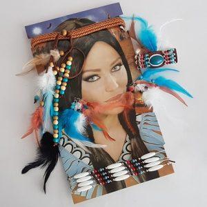 Native American accessory set