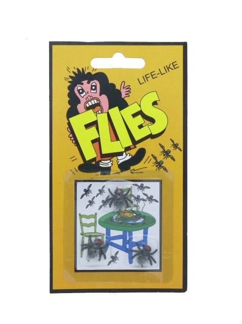 Pack of small flies