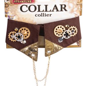 Steampunk collar