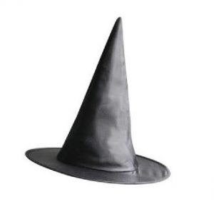 Plain witch hat