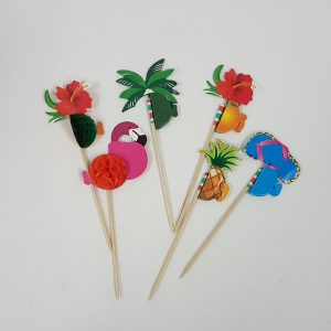 Hawaiian theme food picks