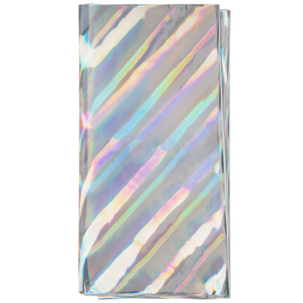 Iridescent table cover