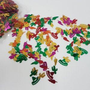 Mexican confetti