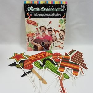 Mexican photo props