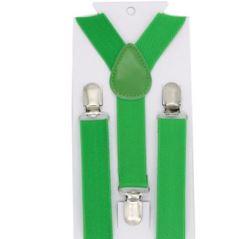 Green children's braces