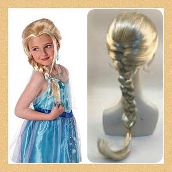 Child Elsa wig