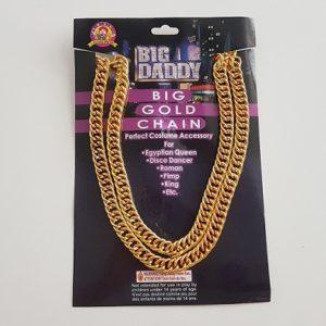 Big daddy gold chain