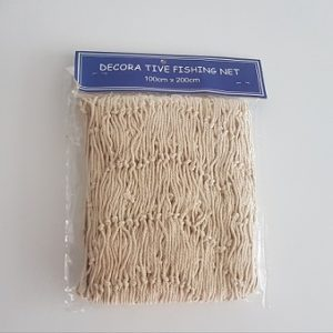 Decorative fishning net