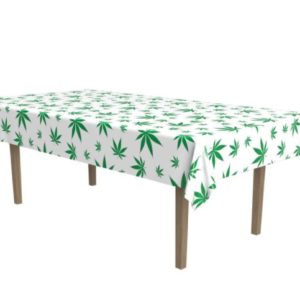 Weed table cover